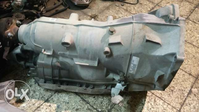 325i BMW2006 Gearbox 6HP19