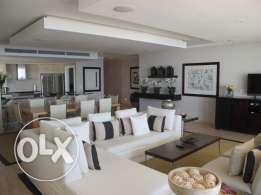 2/BR Beautiful, Modernly Furnished Apartment (Juffair - Bahrain)