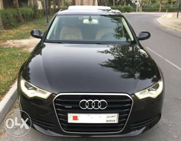 2014, Audi A6, Warranty & Free service package, V6, 2.8, Accident Free
