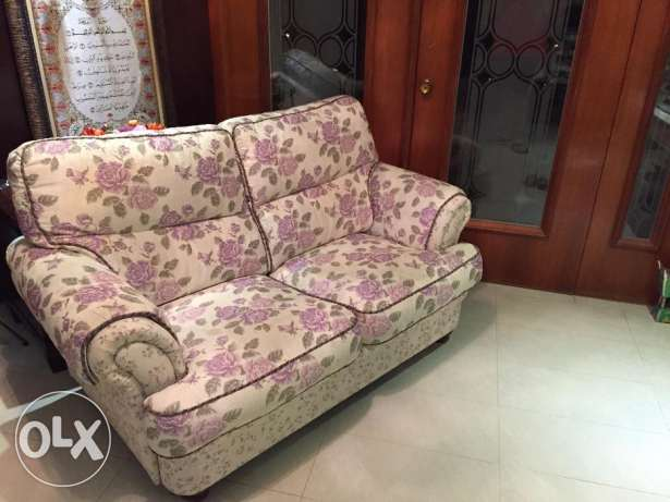 Spanish Made Sofa
