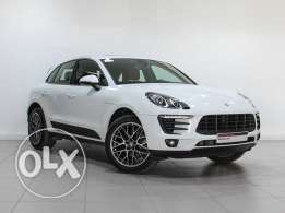 "Porsche Macan 2017MY ""Approved"""