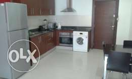 2 bedroom apartment in Amwaj fully furnished inclusive