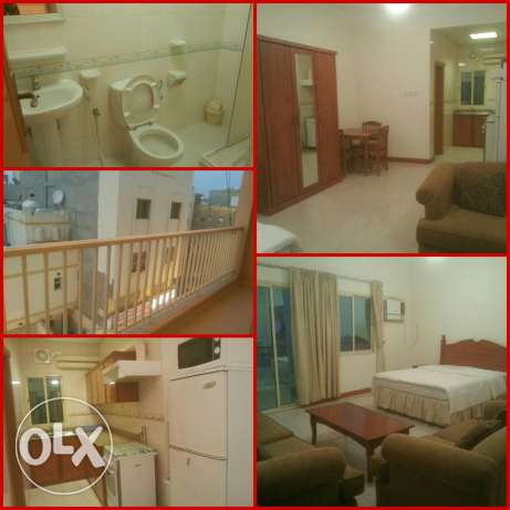 Gudaibiya - Studio Flat Furnished With Ewa BD 250 Only for family