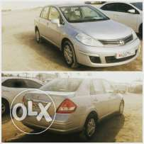 Nissan Tiida 2012 perfect condition