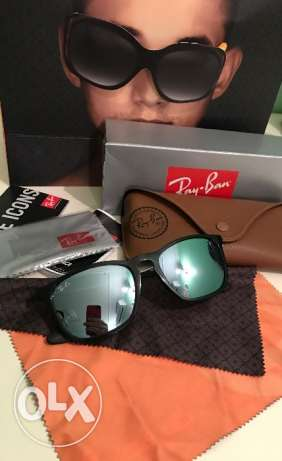 Rayban sport sunglasses for sale! Still under warranty