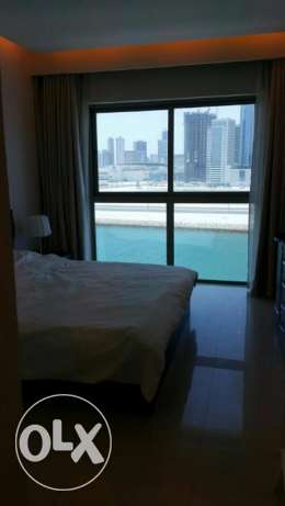 Sea view 2 bedrooms flat for sale in Reef island for 135k