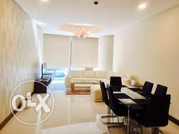 Brand new Two bedrooms luxury apartment in Seef area.