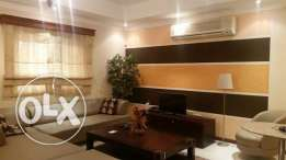 fully furnished apartment in close to Saar mall