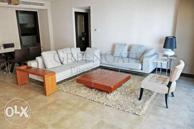 Spacious 2 Bed Apartment with a Balcony