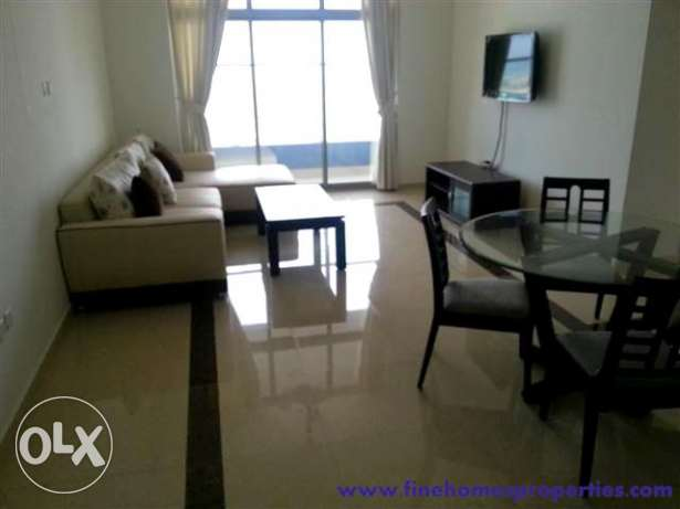 (R No: 1AJM) Spacious Fully Furnished Flat For Rent In Amwaj