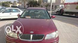 Nissan sunny for sale very good condation engine gear ok