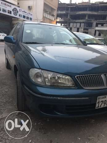 Nissan sunny urgent for sale