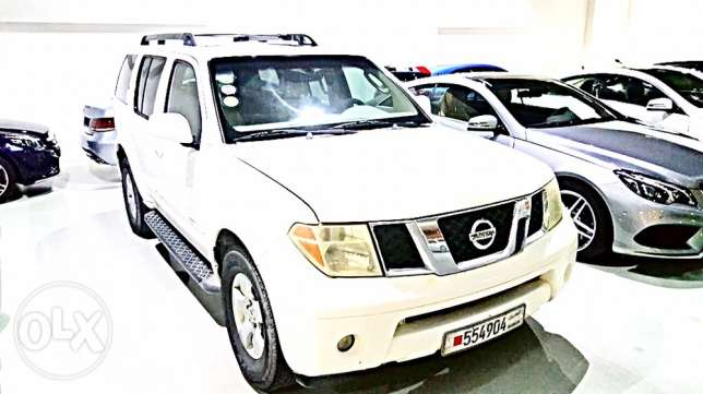 Nissan Pathfinder 7 Seaters