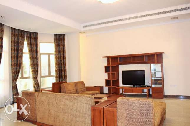 4 Bedroom Great F/furnished Villa in Janabiyah