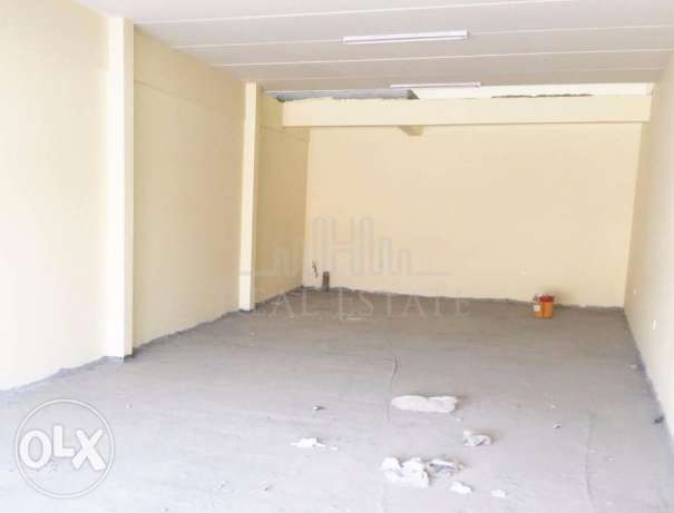 Eight fully fitted shops for Rent in Sanad