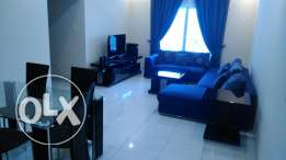 Fully furnished 2 BR flat for rent