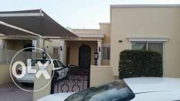 semi furnished villa with private pool saar