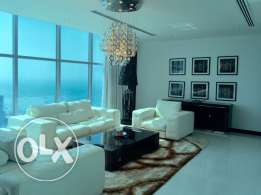 Luxury Two bedrooms apartment in Seef area .