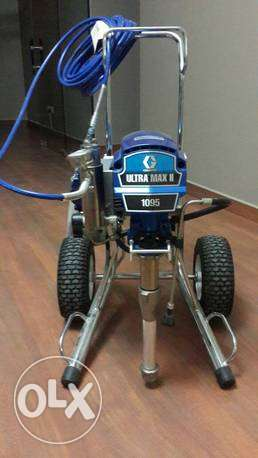Graco Ultra Max II 1095 , Electric airless paint Sprayer new model