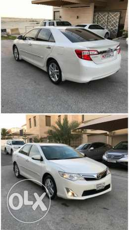 Camry GLX one owner under warranty
