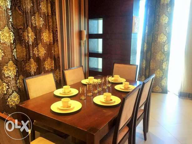 Mahooz 3 bedroom apartment fully furnished
