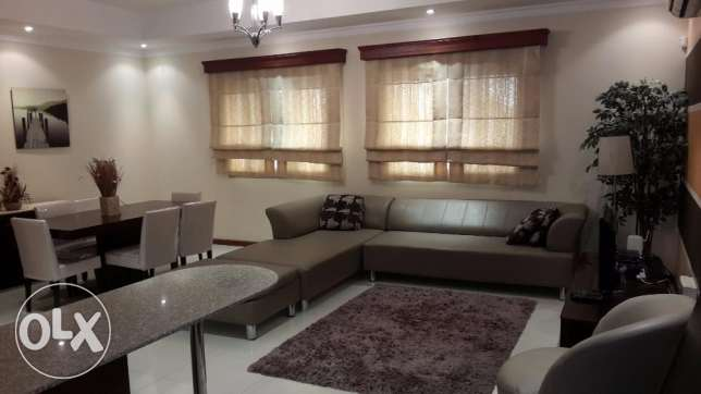 Spacious flat in Saar Saraya 2 BR / Balcony