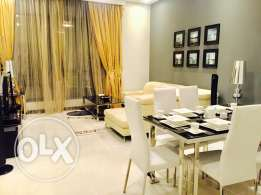 Two bedrooms apartment for rent in Seef area. brand new furniture.