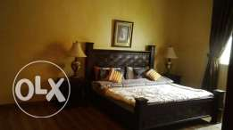Fully furnished large 1 BHK in Amwaj for rent