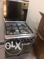 Fridge and Gas burner for sale