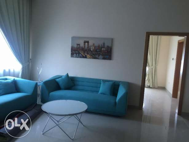 New Building 2 Bedrooms Fully Furnished Apartment in Adliya