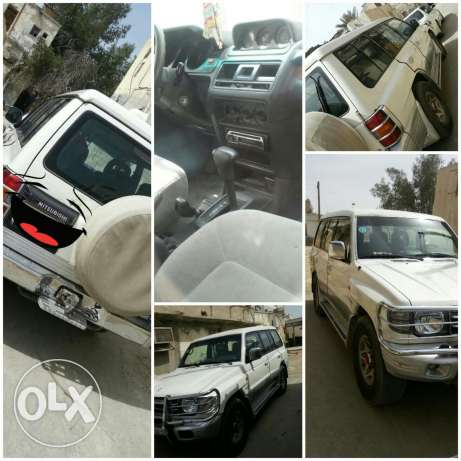 Pajero 1998 For sale good condition