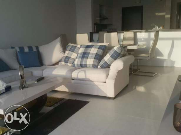 Reef Island:- 2Bhk Fully Furnished Flat on Rent...