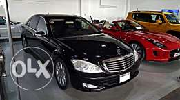 Mercedes S550L 2007 only 80000 km