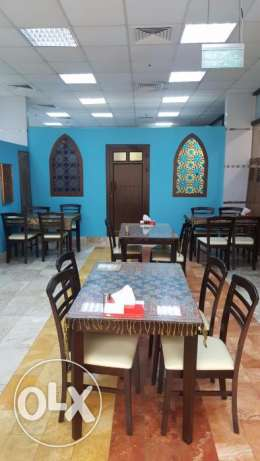 For Sale 1st Class Restaurant - Manama
