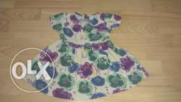 Dress with tights 1-2 years: 1.500 BD