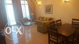 3br-semi furnished flat for sale in amwaj island