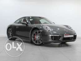 "911 (991) Carrera S 2015MY ""Approved"""