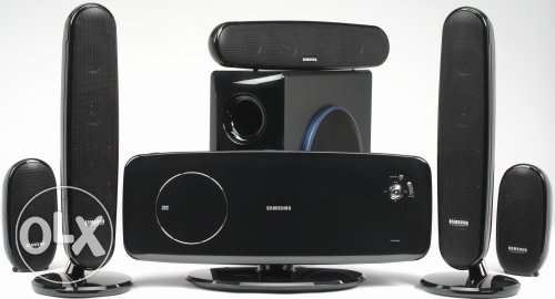 500 Wts. Samsung Home Theater For Sale