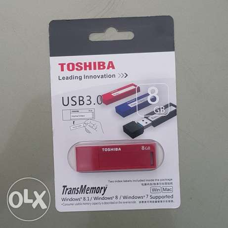 For sale Toshiba flash momery. 8GB