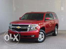 Chevrolet Tahoe 2WD 5.3L SL 2015 Red For Sale