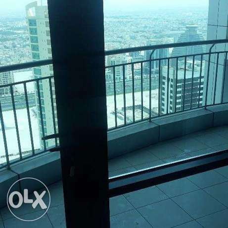City & Sea view 2 BR in Seef