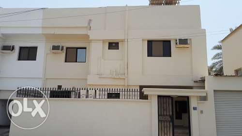 5 Br semi furnish commercial villa for rent in Adliya BD. 1400/-