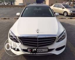 MERCEDES BENZ C200 Full option