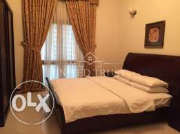 For rent apartments Seef area Fully furnished