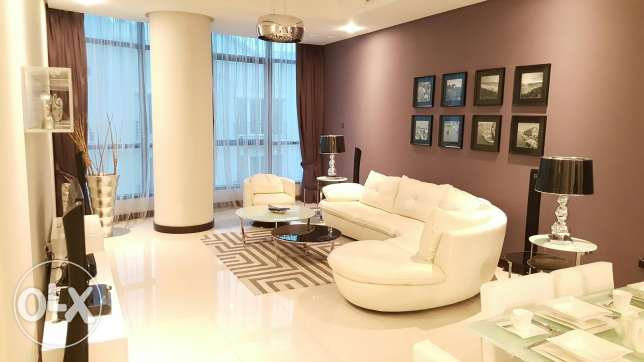 Best 2 BR aprt in Seef/ very elegant furniture & Super facilities