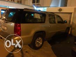 GMC yukon XL full insurance no dent no scratch, Excellent condition