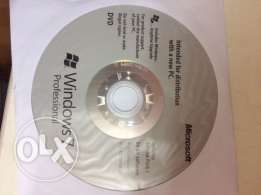 Windows DVD with license
