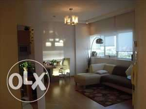 1 bedroom modern furnished apartment near Seef Area with balcony, pool