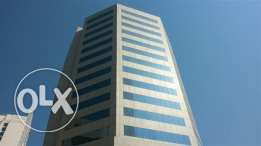 Large Premium Quality offices for rent in Business center