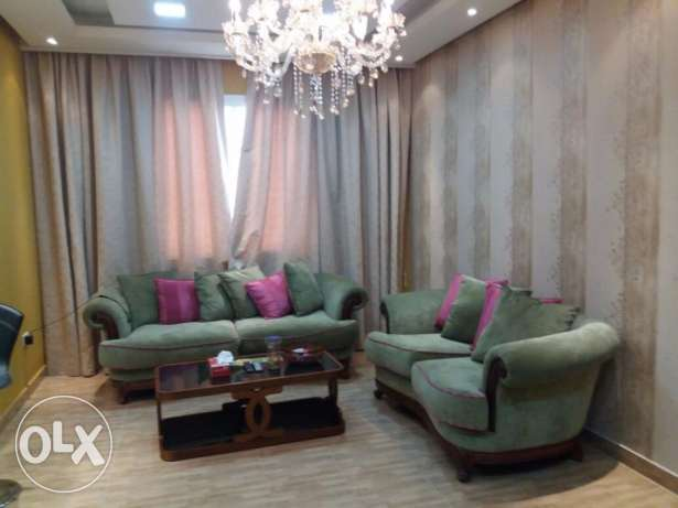 Beautiful 2 bedroom fully furnished for 400/ incl